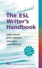 The Condensed ESL Writer's Handbook