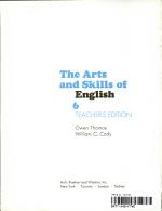 Te Arts and Skills of Engl Gr 6