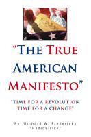 The True American Manifesto PDF