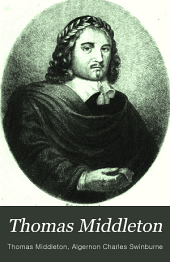 Thomas Middleton: Volume 1