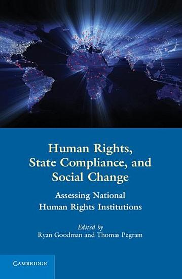 Human Rights  State Compliance  and Social Change PDF