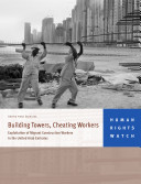 building towers  cheating workers