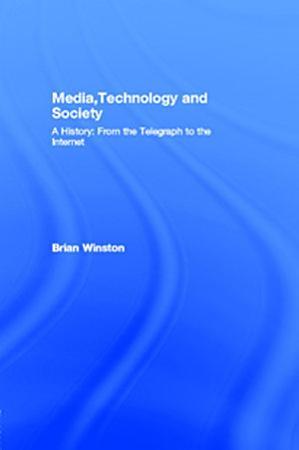 Media Technology and Society PDF