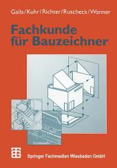 Fachkunde für Bauzeichner: Ausgabe 4