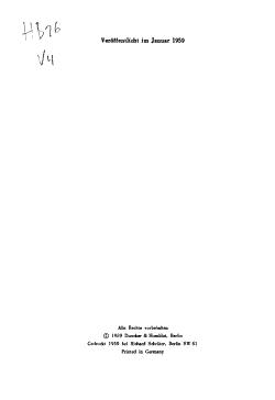 Die Hochschullehrer der Wirtschaftswissenschaften in der Bundesrepublik Deutschland einschl  Westberlin    sterreich und der deutschsprachigen Schweiz PDF
