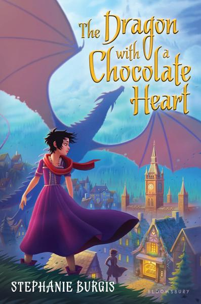 Download The Dragon with a Chocolate Heart Book