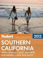 Fodor s Southern California 2013 PDF