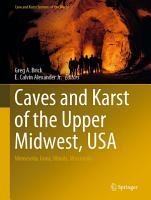 Caves and Karst of the Upper Midwest  USA PDF