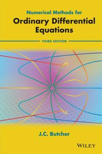 Numerical Methods for Ordinary Differential Equations PDF
