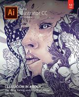Adobe Illustrator CC Classroom in a Book  2015 release  PDF