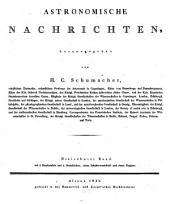 Astronomische Nachrichten: Volume 13