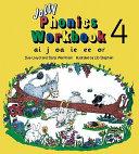 Jolly Phonics Workbook