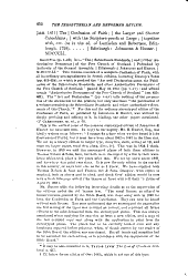 The Printing of the Westminster Confession
