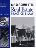 Massachusetts Real Estate PDF