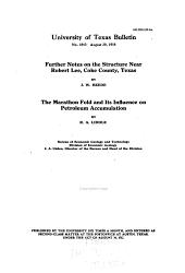 Bulletin: Bureau of Economic Geology publications, Issue 47