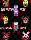 The Freddy Files Coloring Book PDF