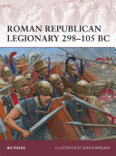 Roman Republican Legionary 298   105 BC
