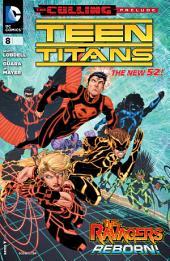 Teen Titans (2011-) #8