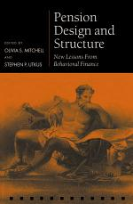Pension Design and Structure