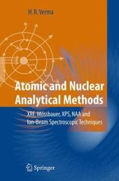 Atomic and Nuclear Analytical Methods: XRF, Mössbauer, XPS, NAA and Ion-Beam Spectroscopic Techniques