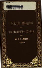 Joseph Mazzini und die italienische einheit