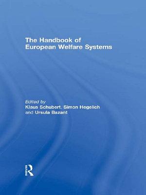 The Handbook of European Welfare Systems PDF