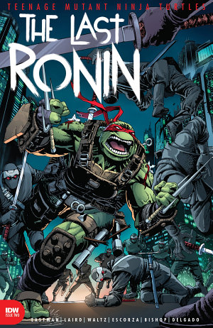 Teenage Mutant Ninja Turtles  The Last Ronin  2