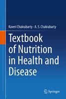 Textbook of Nutrition in Health and Disease PDF
