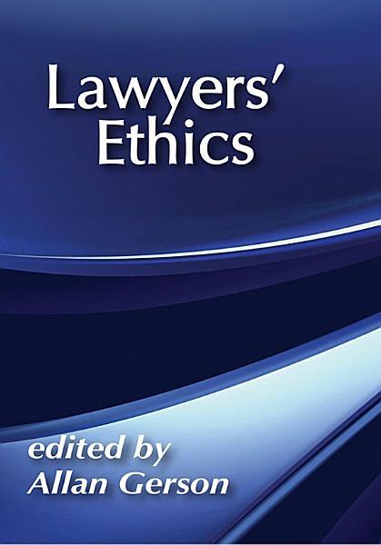 Lawyers  Ethics