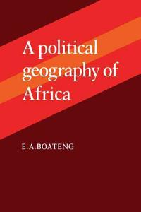 A Political Geography of Africa PDF
