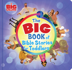 The Big Book of Bible Stories for Toddlers  padded