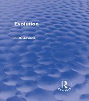 Evolution  Routledge Revivals  PDF