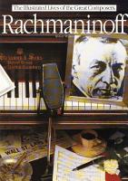 Rachmaninoff  The Illustrated Lives of the Great Composers  PDF