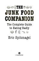 The Junk Food Companion PDF