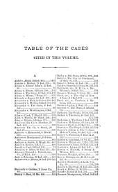 Reports of Cases Argued and Determined in the Supreme Court of Judicature of the State of Indiana: Volume 48