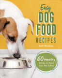 Easy Dog Food Recipes Book PDF