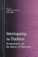 Interrogating the Tradition