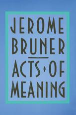 Acts of Meaning PDF