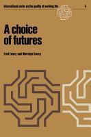 A choice of futures PDF