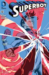 Superboy (2011- ) #32