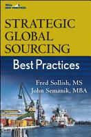 Strategic Global Sourcing Best Practices PDF
