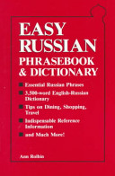 Easy Russian Phrasebook   Dictionary