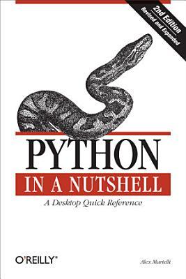 Python in a Nutshell PDF