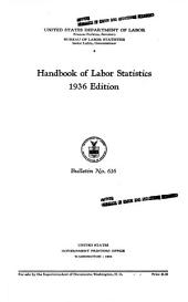 Handbook of labor statistics: Issue 616