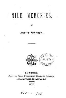 Nile memories  in verse   PDF