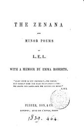 The Zenana, and minor poems of L.E.L.