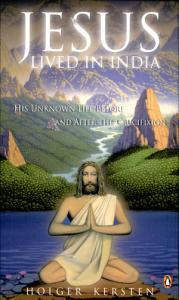 Jesus Lived in India Book