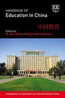 Handbook of Education in China PDF