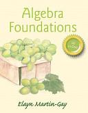 Mymathlab for Martin gay Algebra Foundations