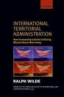 International Territorial Administration PDF